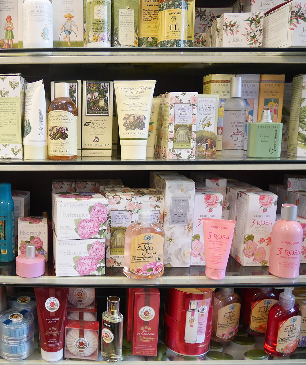 beauty products on sale at Keats Pharmacy
