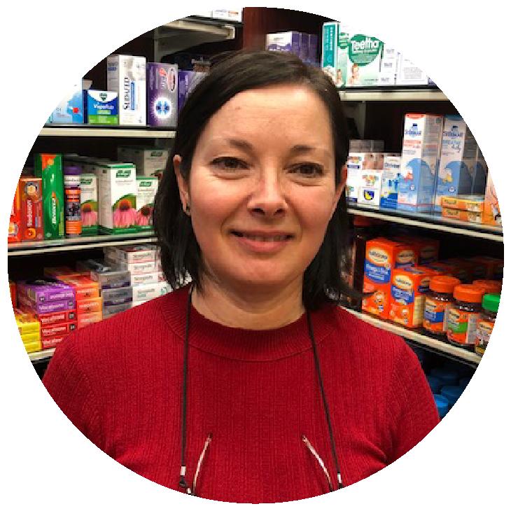 Staff member at Keats Pharmacy